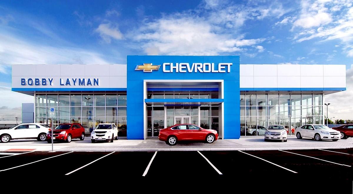 Bobby Layman Chevrolet >> Bobby Layman Chevrolet Renier Construction