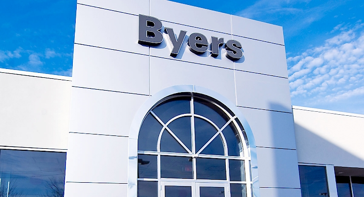 Byers Chrysler Jeep Dodge