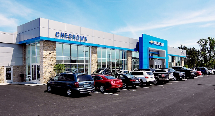 Chesrown Chevrolet Buick GMC