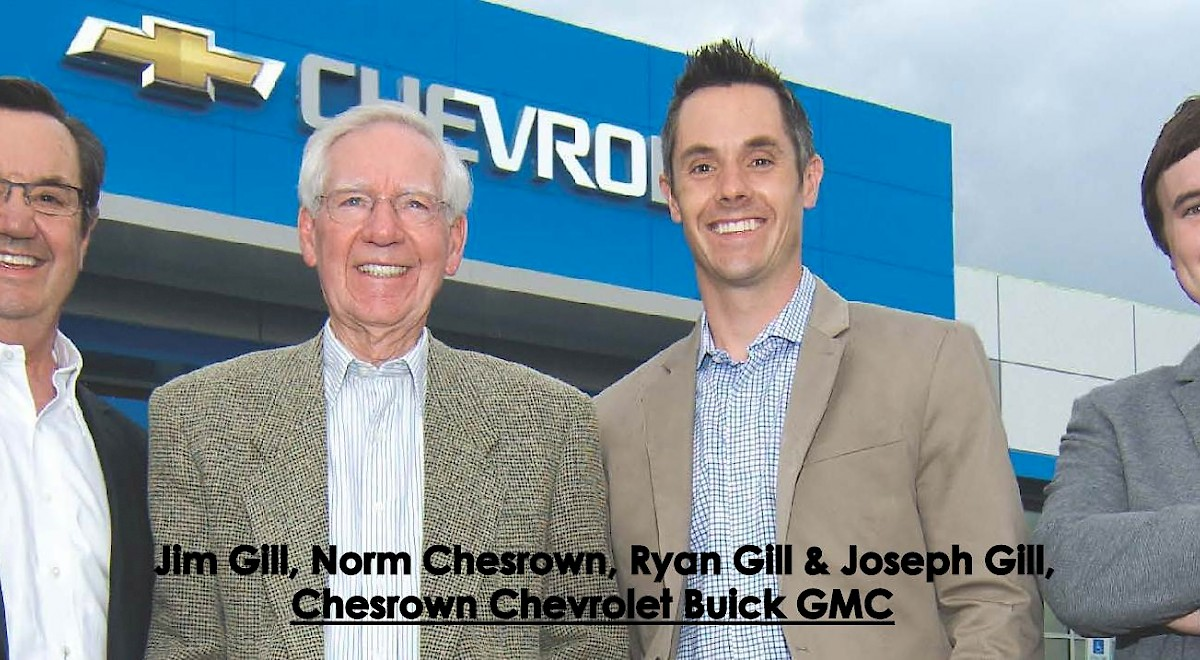 Chesrown Chevrolet Buick GMC auto dealership construction finished picture 22