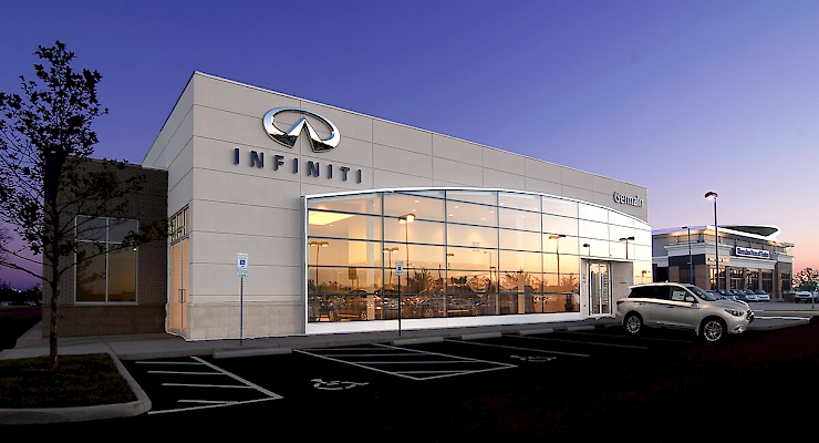 Germain Infiniti of Easton