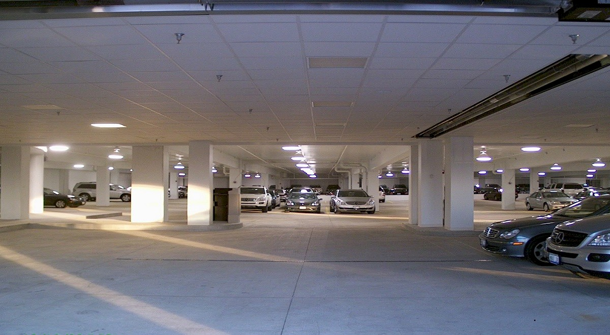 Germain Mercedes auto dealership construction finished picture 10