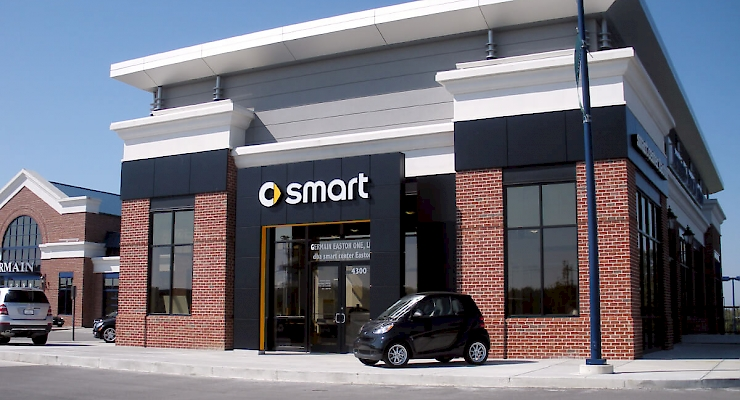 Germain Smart Car