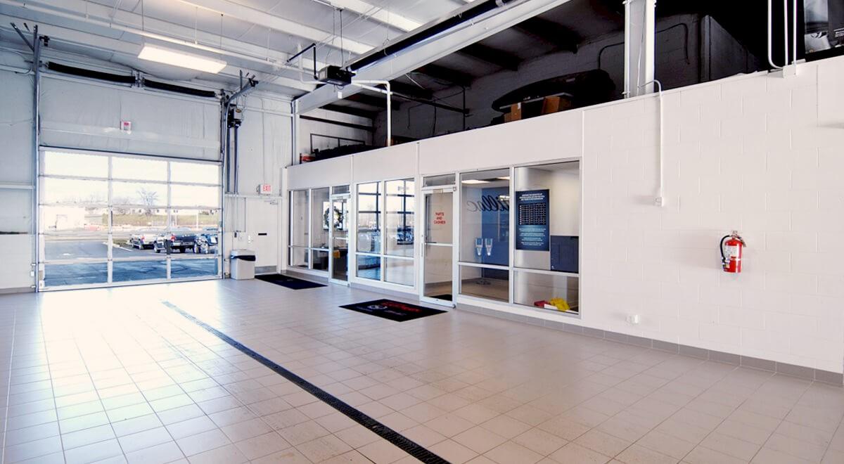 Hyundai Dealership Dayton Ohio >> Layman Cadillac GMC   Renier Construction
