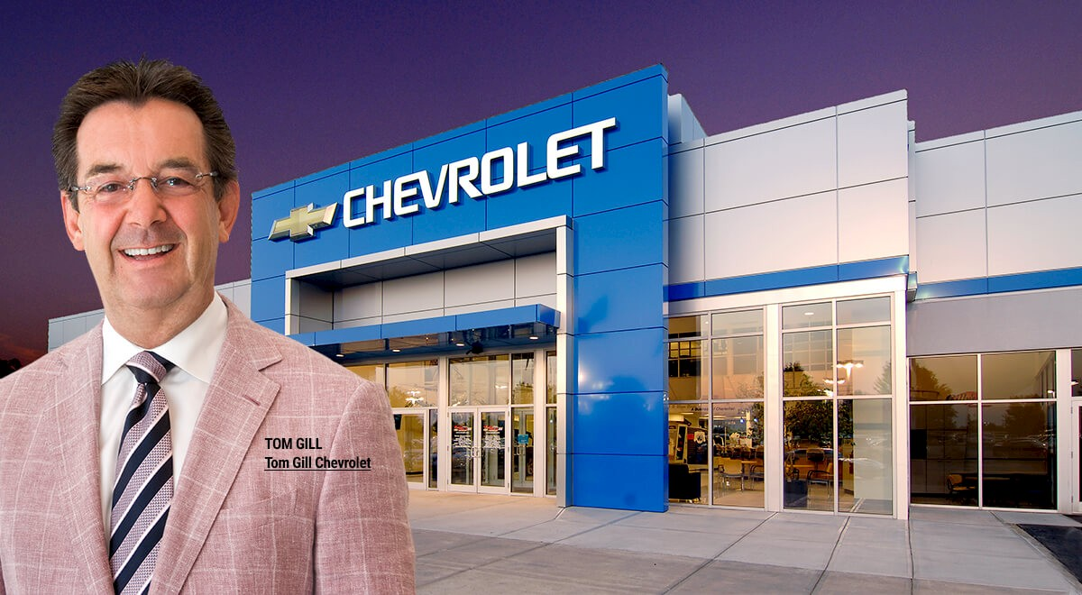 Tom Gill Chevrolet auto dealership construction finished picture 8