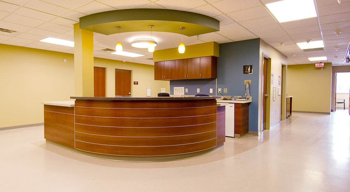 Ohio Health – Downtown Endoscopy Center Health Services commercial construction finished picture 2