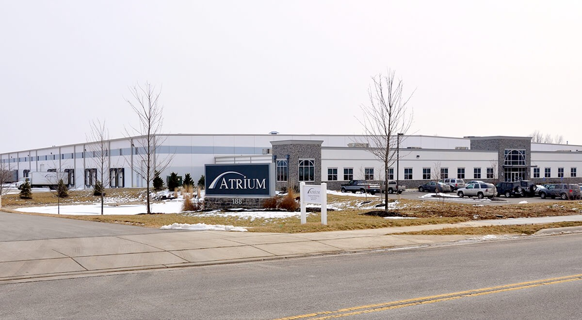 Atrium Corporation industrial construction finished picture 4