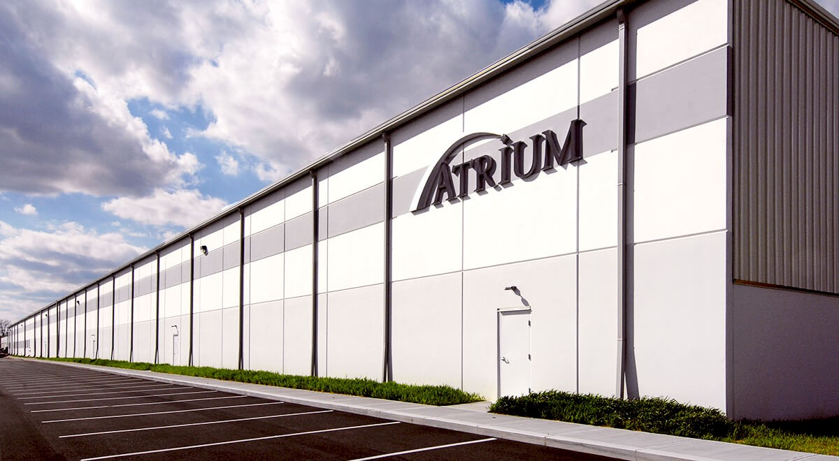 Atrium Corporation industrial construction finished picture 5