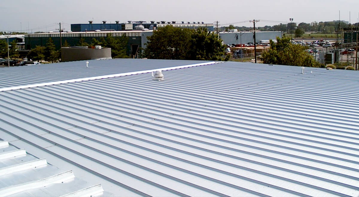 Liebert Re-Roofing general contractors finished picture 4