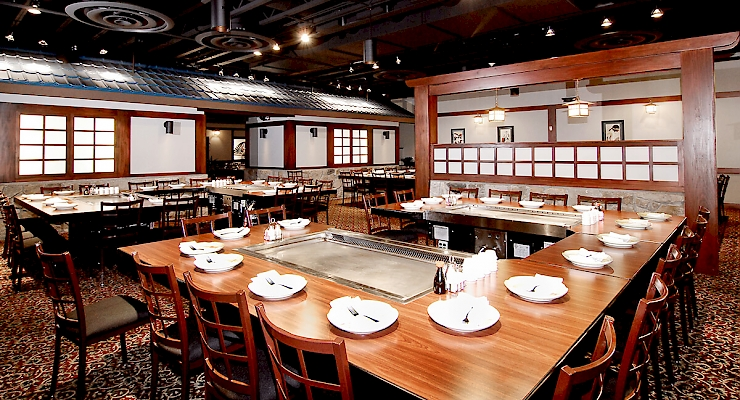 Genji Japanese Steakhouse