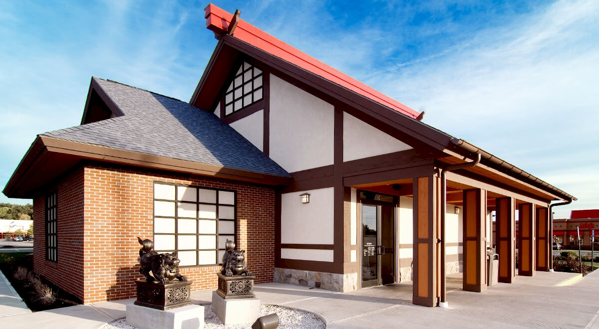 Genji Japanese Steakhouse Retail and Restaurants commercial construction finished picture 2