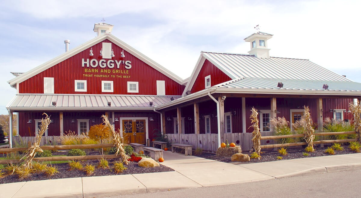 Hoggy's Retail and Restaurants commercial construction finished picture 2