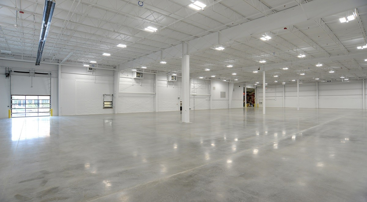 McNaughton McKay office and warehouse construction finished picture 7
