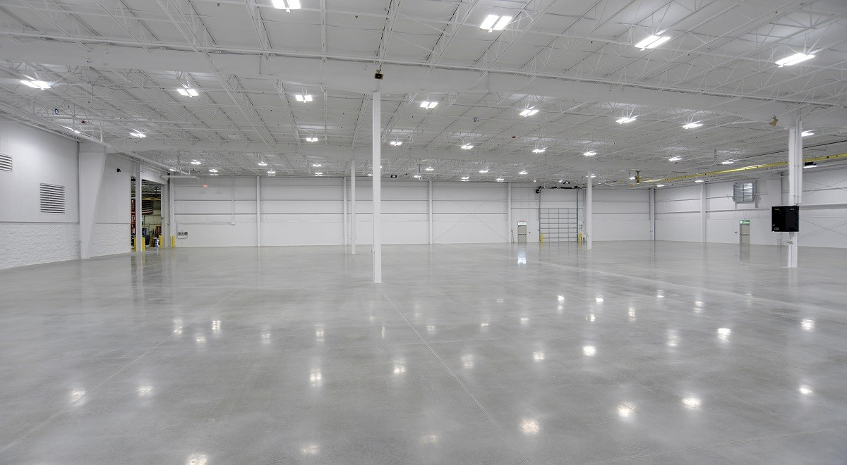 McNaughton McKay office and warehouse construction finished picture 5