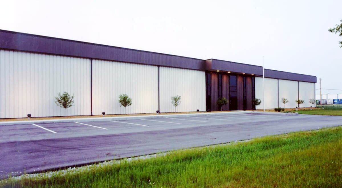 Rockmill Lancaster office and warehouse construction finished picture