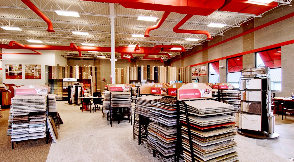 Rite Rug – N. Hamilton Road Retail and Restaurants commercial construction finished picture 3