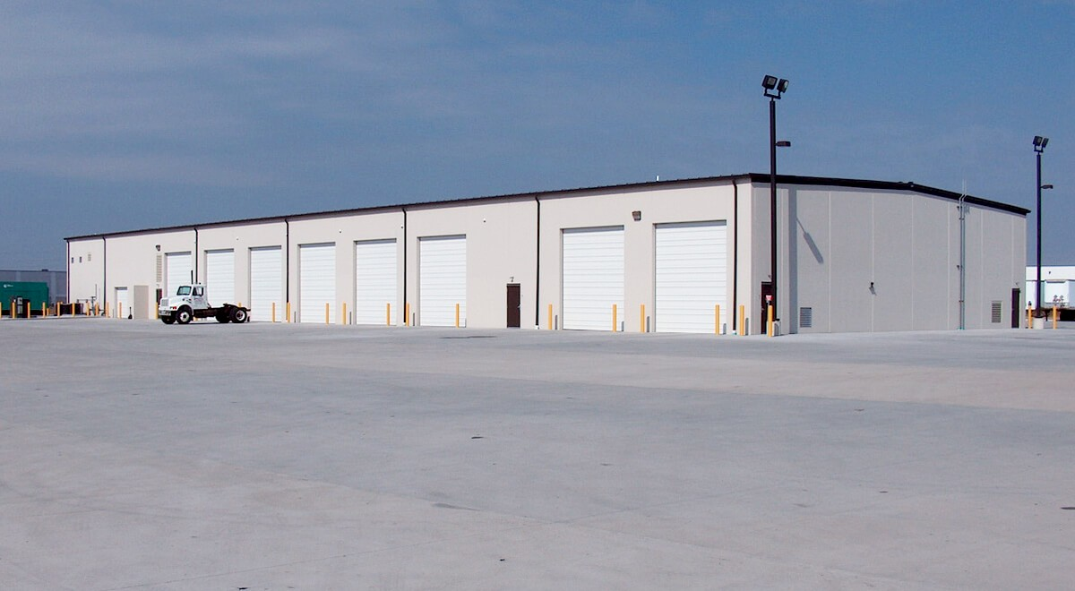 Dayton Freight – Greenwood (Maintenance) Transportation commercial construction finished picture