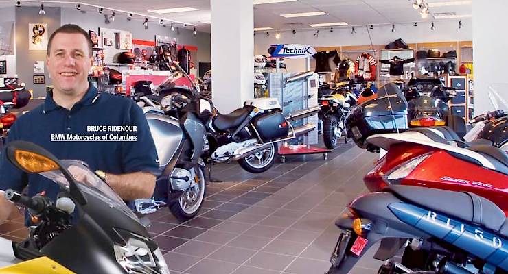 BMW Motorcycles of Columbus