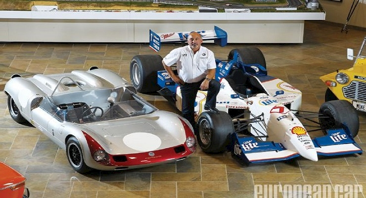 Client Bobby Rahal & The World's Greatest Man Cave