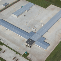 Largest Truck Terminal Nears Completion in Crest Hill, Illinois
