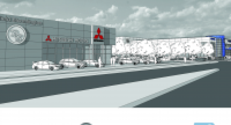 Richfield Bloomington Mitsubishi and Renier Construction to Break Ground on New Facility in Minnesota