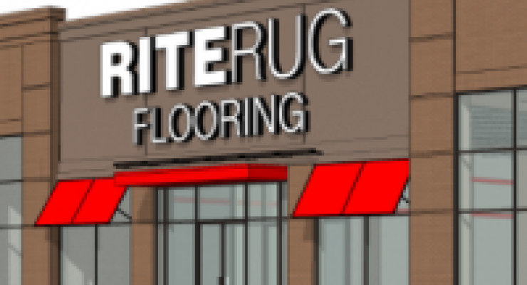 Newest Rite Rug Store Underway on N. Hamilton Road with Completion First Quarter 2014