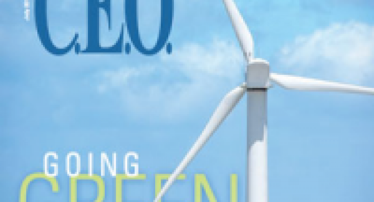 Alternative Energy Article Features Renier Wind Project