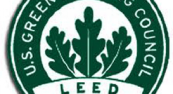 Columbus Professionals Take the LEED in Green Accreditation