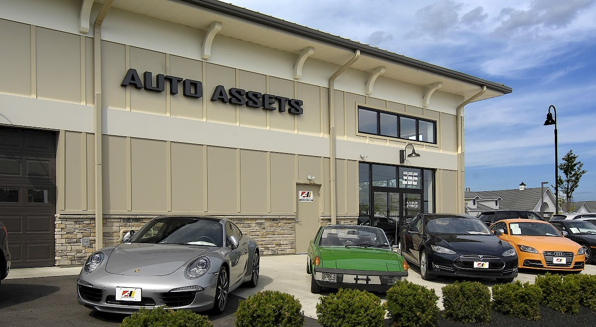 Auto Assets auto dealership construction finished picture 4