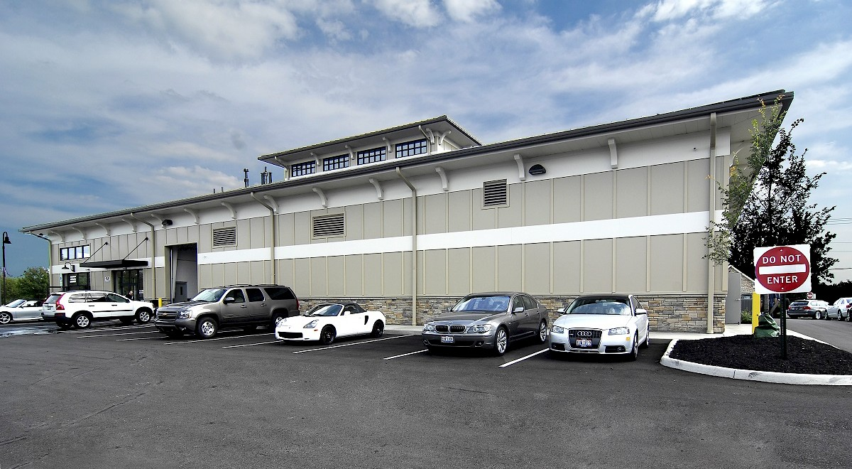 Auto Assets auto dealership construction finished picture 16
