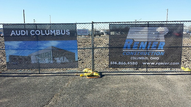 Renier Construction Helps Local Auto Group Expand Operations