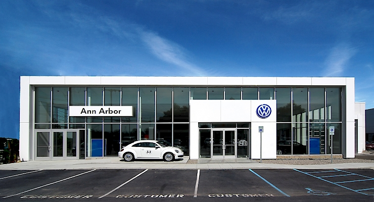 Germain VW of Ann Arbor
