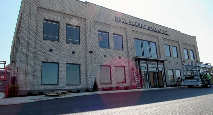 New Albany Ballet Company Prepares for Grand Opening