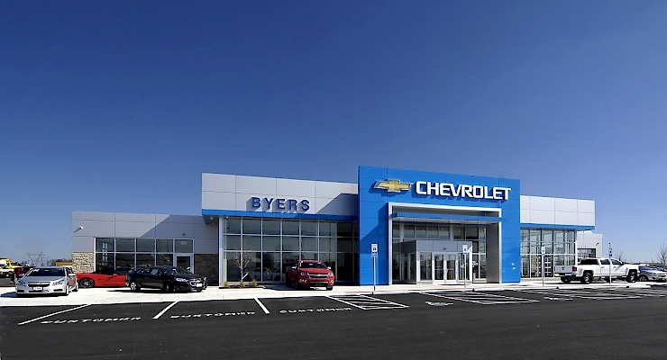 Byers Chevrolet, Grove City, Ohio