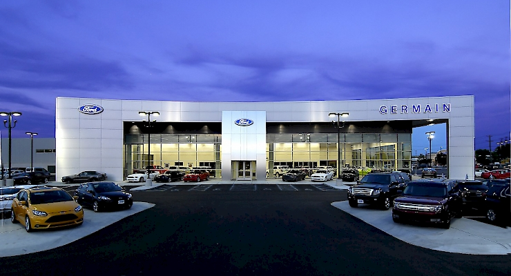 Germain Ford Time Lapse