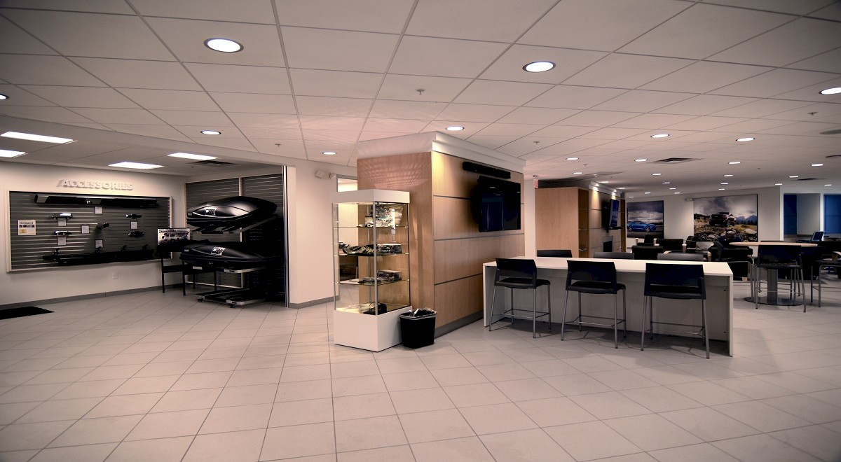 Dan Tobin Chevrolet auto dealership construction finished picture 5