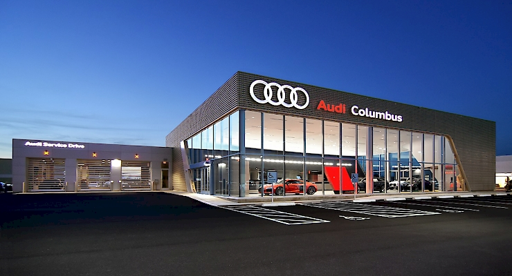 Byers Audi of Columbus