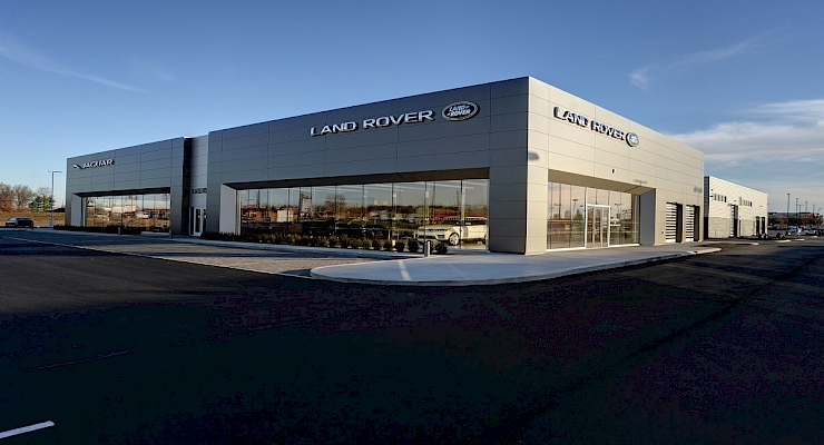 Germain Jaguar Land Rover of Easton