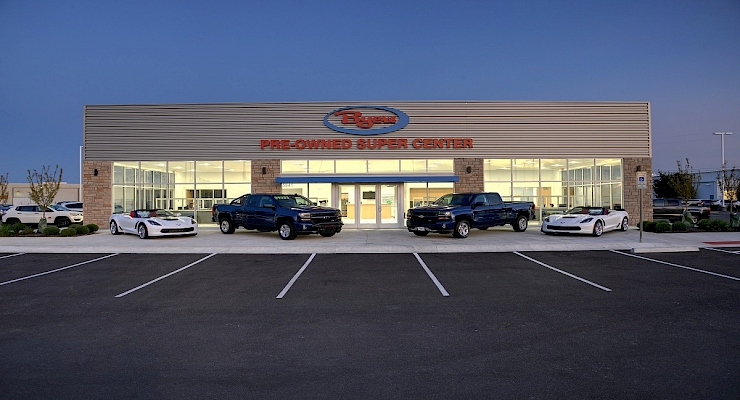 Byers Pre-Owned SuperCenter
