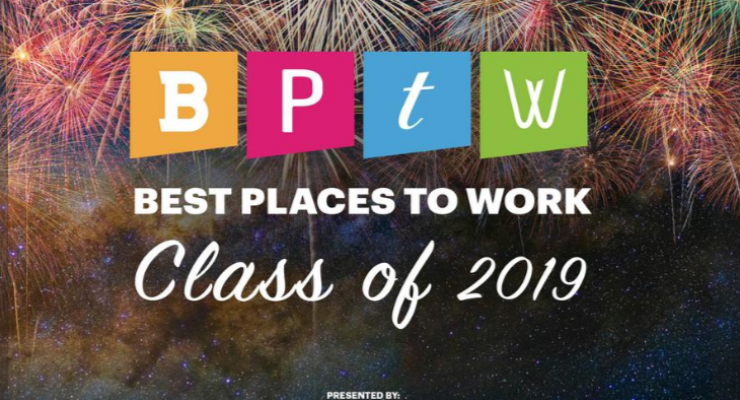 Renier Wins Best Places to Work For a Third Time