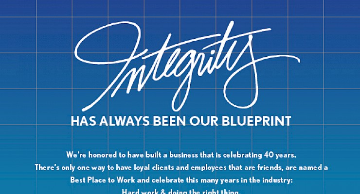 Renier Blueprint: Anniversary Edition: December 2020 Newsletter